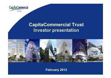 Attachment 1 - CapitaCommercial Trust