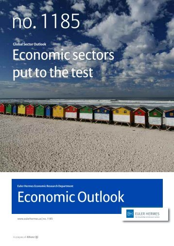 August 2012 - Economic sectors put to the test - Euler Hermes
