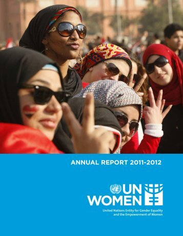 2011-2012 Annual Report - US National Committee for UN Women