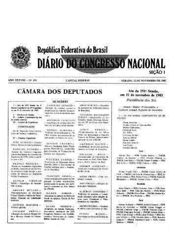 Diário do Congresso Nacional - Seção 1 - Câmara dos Deputados