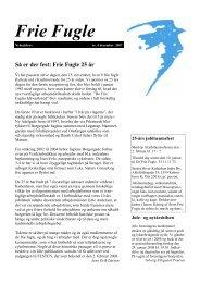 Dansk Cykel Safari 2008 - Idéværkstedet De Frie Fugle