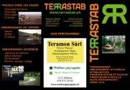 Terrastab plaquette - Gate24.ch