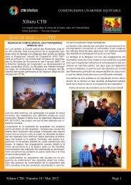 CTB Xibaru n°10 mai 2012 (page 5) (PDF - 2.26 MB) - COOPAMI