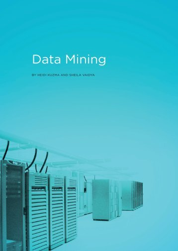 Data Mining - Comprehensive Nuclear-Test-Ban Treaty Organization