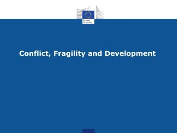 Conflict, Fragility and Development - Capacity4Dev