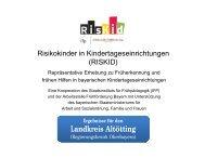 RISKID Landkreis Altötting .pptx - Arbeitsstelle Frühförderung Bayern