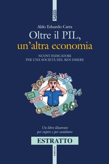 Oltre il PIL, un'altra economia