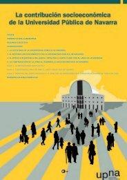 Informe - Universidad Pública de Navarra