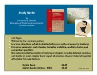 Study Guide - Textbook Media