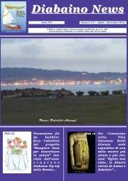 Aprile-Settembre 2010 - Diabaino.org