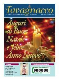 Dicembre 2012 - Comune di Tavagnacco