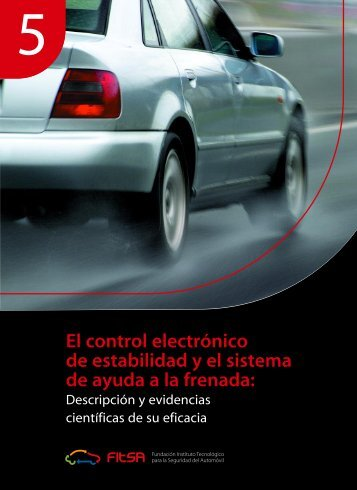 El control electrónico de estabilidad y el sistema de ayuda a ... - Inicio