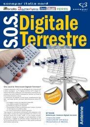 SOS Digitale Terrestre - Sonepar