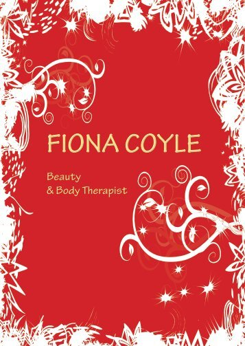 FIONA COYLE FIONA COYLE - Dunraven Arms Hotel