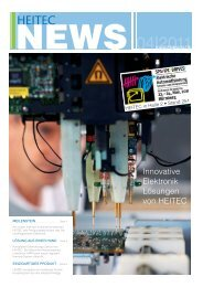 HEITEC News - Oktober 2011 - Heitec AG