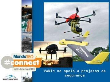 VANTs no apoio a projetos de segurança - MundoGEO#Connect ...