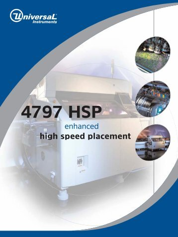 4797 HSP - Universal Instruments Corporation