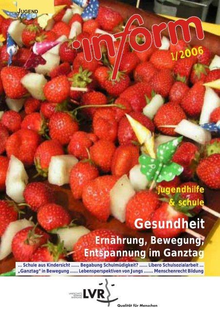 Ausgabe 1/2006 - Landschaftsverband Rheinland