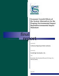 report - Cambridge Systematics