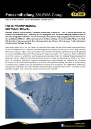 Free Ski Mountaineering (PDF) - Salewa