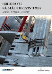 Hulldekker på stål bæresystemer - Norsk Stålforbund