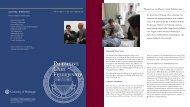Palliative Care - Department of Medicine - University of Pittsburgh