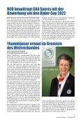 Fairways - Das Golfsport Magazin NR. 05/2014 - Seite 7