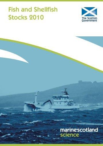 Fish and Shellfish Stocks 2010 - Scottish Government