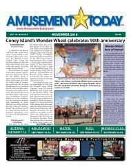November 2010 - Amusement Today