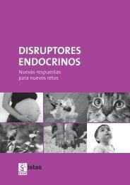 DISRUPTORES ENDOCRINOS - CCOO