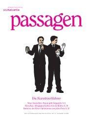 Download Passagen Nr. 51 über Kulturvermittlung