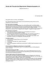 Rundbrief Nr. 6 vom 24. Dezember 2008 - Freunde des ...