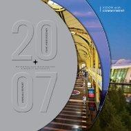 Annual Report 2007 - Metropolitan Washington Airports Authority