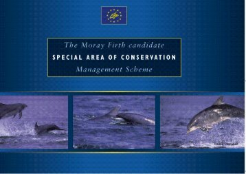 Laurie Campbell - Moray Firth Partnership