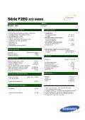 SAMSUNG DISQUES DURS 3.5'' Série F2EG - Page 2