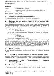 Erarbeit - ILE | Region Lahn-Taunus