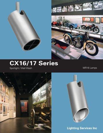 CX16/17 Series - Lighting Services Inc