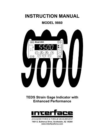 instruction manual eas telephone interface model 986 s/n