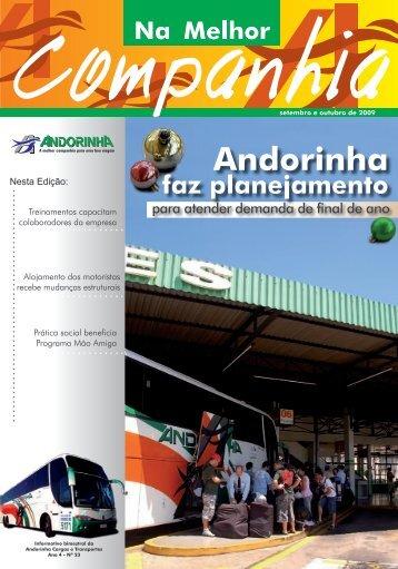 Edição 23 - Andorinha