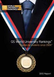 QS World University Rankings®