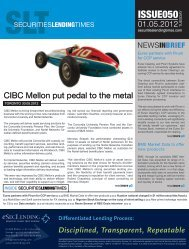 ISSUE050 - Securities Lending Times