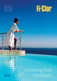 Fi-Clor Swimming Pool Handbook - The Swimming Pool Store