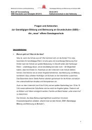 FAQ - Ganztägig Lernen - Hamburg