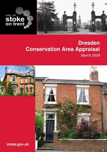 Dresden Conservation Area Appraisal - Stoke-on-Trent City Council