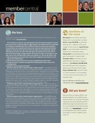 WorldatWork association and member news
