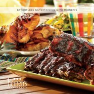 Effortless Entertaining with Heinen's - Dine Here US