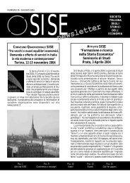 Sise Newsletter n. 28 - giugno 2004.pdf