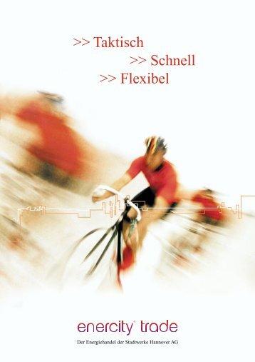 Taktisch >> Schnell >> Flexibel - Wortrezepte