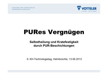 PURes Vergnügen.pdf - Kunststoff Helmbrechts