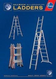 Hymer Telescopic Ladders - Ullrich Aluminium